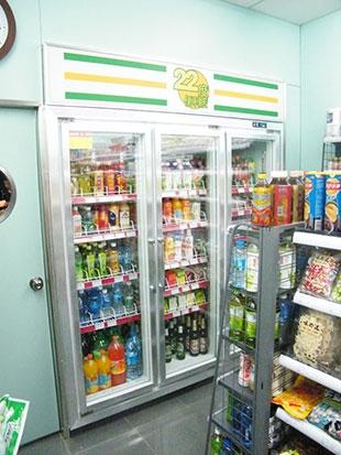深圳佳耐华便利店冰柜
